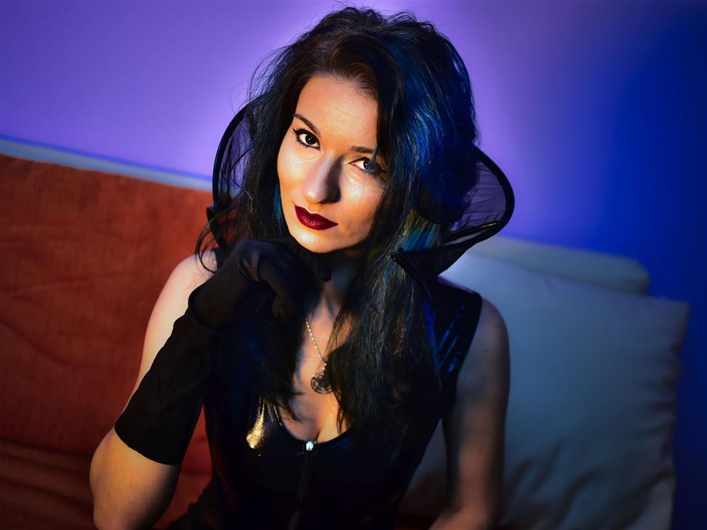 Livesex mit LadyAbsinthe auf Camseite.com