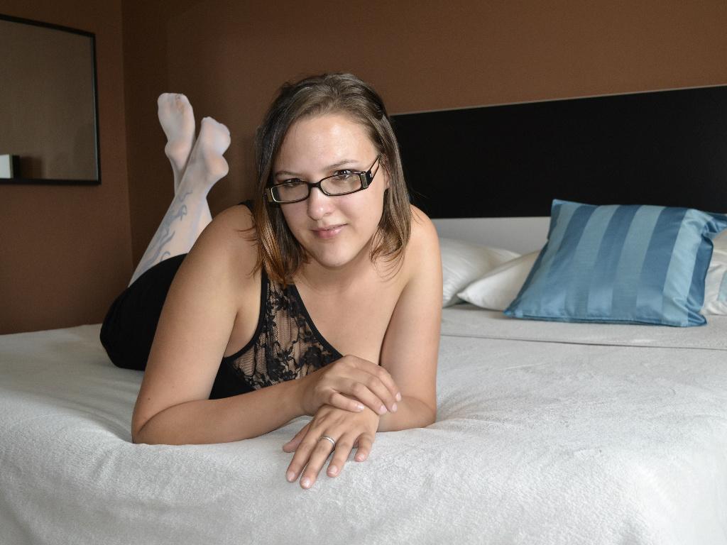 Livesex mit AnnieLove auf Camseite.com