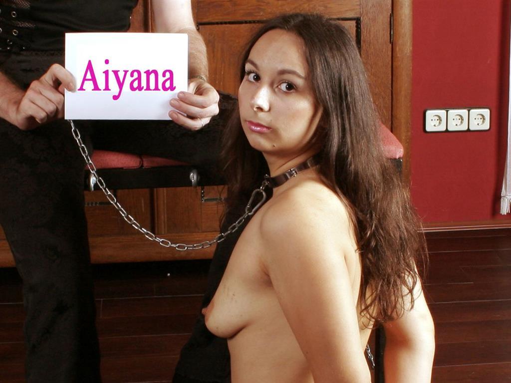 Livesex mit Aiyana auf Camseite.com