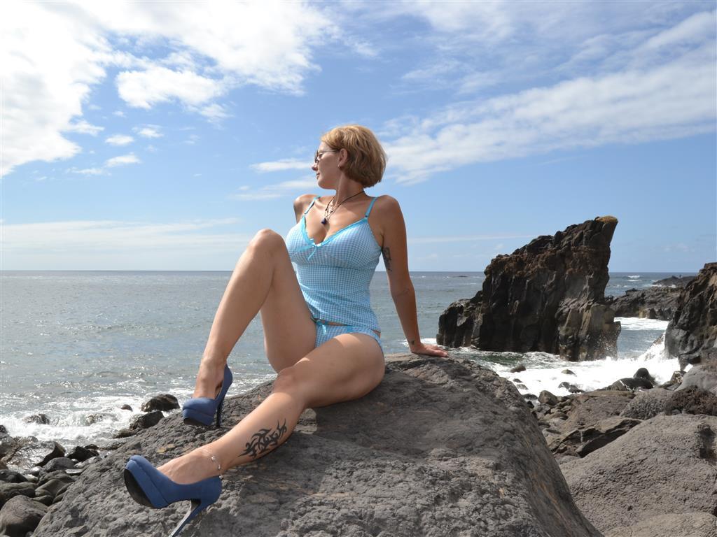 Livesex mit BeachSchnecke auf Camseite.com